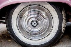 Chrysler-Reifen Lizenzfreie Stockfotos