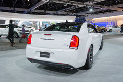 Chrysler 300 S Fotografia Royalty Free