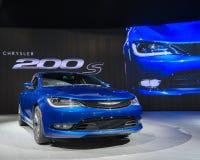 Chrysler 200 S royalty-vrije stock foto's