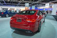 Chrysler 200 S AWD Lizenzfreie Stockfotos