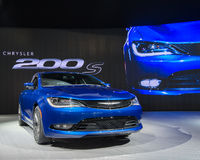 Chrysler 200 S Royalty Free Stock Photos