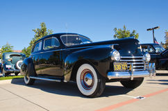 1941 Chrysler-Sedan van de Kroon de Keizerstad Stock Afbeelding