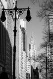 Chrysler som bygger NYC Royaltyfri Fotografi