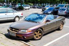 Chrysler Stratus Stock Photo