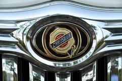 Chrysler-Symbol stockfoto