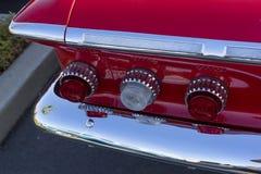 Chrysler 300 szczegółów - Taillights obrazy stock