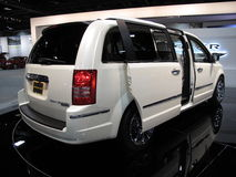 Chrysler Town and Country Stock Photography