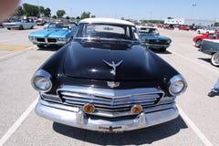 Chrysler Windsor 1956 Stock Afbeeldingen
