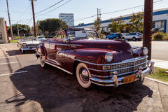 Chrysler 1947 Windsor Photo stock