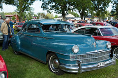 CHRYSLER WINDSOR COUPE Stock Image