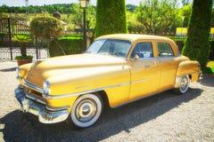 Chrysler-windsor luxe Stock Afbeeldingen