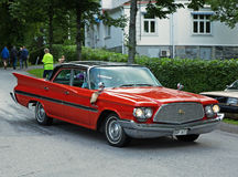 CHRYSLER WINDSOR Stock Photos