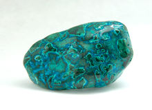 Chrysocolla Stock Photo