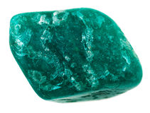 Chrysoprase mineral stone Stock Photography