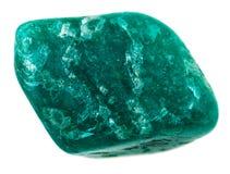 Chrysoprase mineralisk sten Arkivbild
