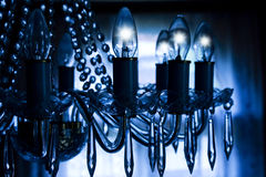 Chrystal chandelier Royalty Free Stock Photography