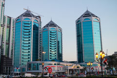 Chrystal Plaza Towers Arkivfoto