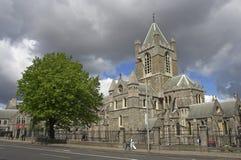 Chryste katedralny kościoła Zdjęcia Royalty Free