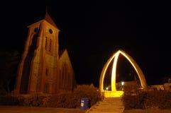 Chryste katedralny kościoła Fotografia Royalty Free