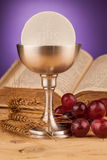 Chrystian holy communion Royalty Free Stock Photo