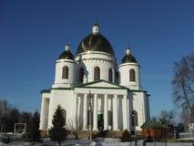 Chrystianizm katedry Zdjęcia Royalty Free