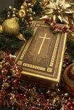 Chrystianizm w bożych narodzeniach Obraz Stock