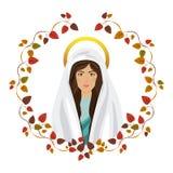 Chrystianizmu projekt ilustracji