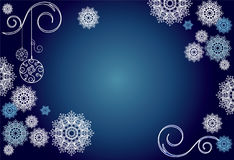 Chrystmas background Stock Photography