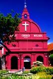 Chrystus Kościół obrazy stock