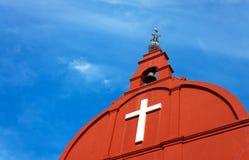 Chrystus kościół, Malacca, Malezja Fotografia Stock