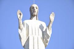 Chrystus pagórek, Palencia, Hiszpania obraz royalty free