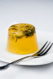 Chryzantemy herbaciana ziołowa galareta Obrazy Stock