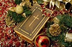 Chrześcijańscy boże narodzenia Zdjęcia Royalty Free