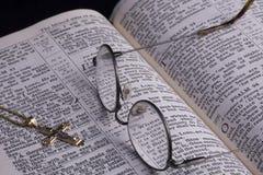 Chrześcijańscy nauk narzędzia zdjęcia royalty free