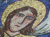 Chrześcijańska mozaika Zdjęcia Stock