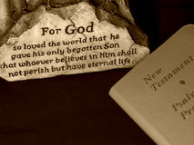 chrześcijańska wiara Obraz Stock