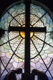 chrześcijanina krzyż Zdjęcie Royalty Free