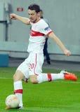 Chrześcijanin Gentner VfB Stuttgart Fotografia Stock