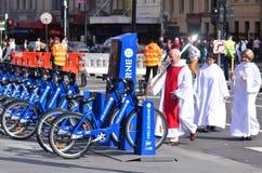 Chrześcijanie w Melbourne Australia Zdjęcia Stock