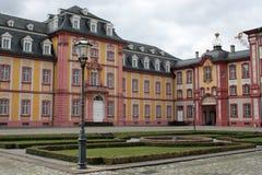 Château of Bruchsal Stock Photo