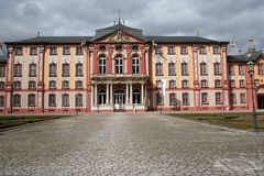 Château of Bruchsal Stock Photography