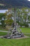 Château d'Urquhart Images libres de droits