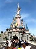 Château de Cendrillon Image libre de droits