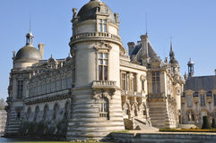 The Château de Chantilly Royalty Free Stock Photography