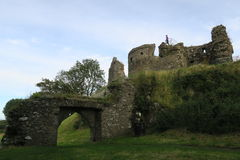 Château de Dundrum Photo stock