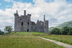 Château de Kilchurn, crainte de loch, Argyll et Bute, Ecosse Photos libres de droits