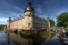 Château de Pierre-De-Bresse 01, France Photographie stock libre de droits