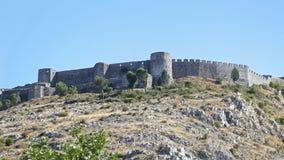 Château de Rozafa Photographie stock