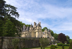 Château de Usse Royalty Free Stock Photography