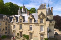 Château de Usse Stock Photo